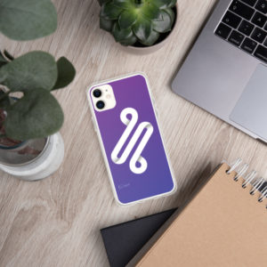 Kisos Logo iPhone Case